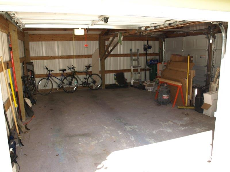 ... Garage Workshop From East Door