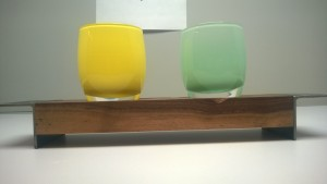 double glassybaby holder