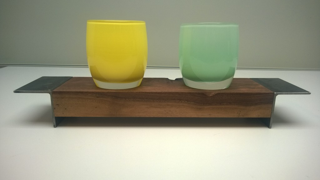 glassybaby votive holders
