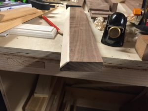 angled maple stripe