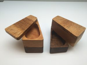 wooden sugar bowls